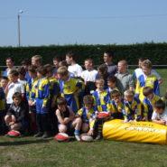 Ecole rugby U8/10 2007