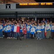 Sortie stade 2009